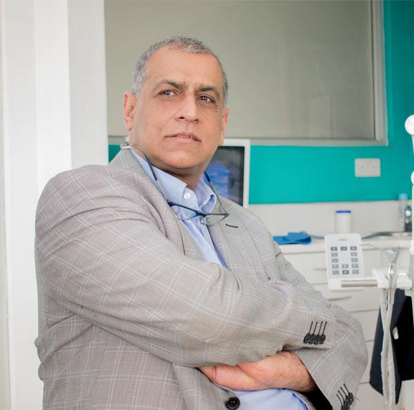 Dr. Nanji.d, ph.d senior consultant,